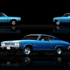 Muscle Car Photography